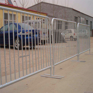 Factory!!!!! KangChen spray paint 6'x10' Canada temporary fence ( Manufacturer)