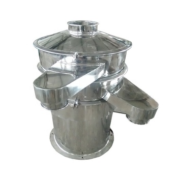 Zs Vibration Sifter (All 304, three outlets)