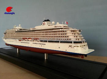 Resin D Cruise Ships Model For Sale For Home Decoration Oem - Toy cruise ships for sale