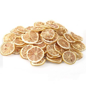 bag Chinese supplier different types dried fruit no addition freeze dry lemon with reasonable price