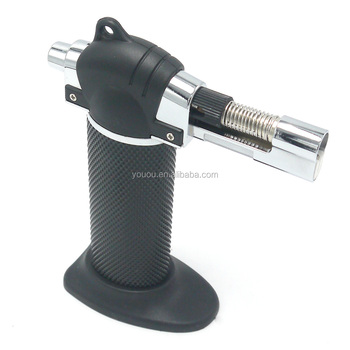 Mini Butane Creme Brulee Kitchen Torches Jet Flame Small Lighters