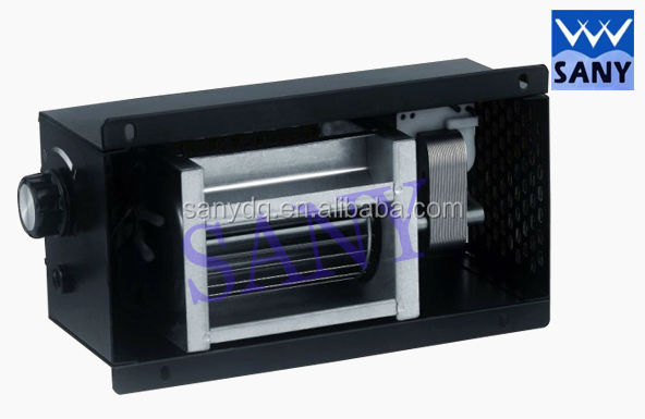 air cooling cross flow fan kit for fireplace low price