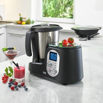 2016 Del Nuovo Progettato Termo Macchina Di Cottura/termo Cucina Robot Da  Cucina Multifunzione Robot Da Cucina - Buy Robot Da Cucina,Robot Da ...