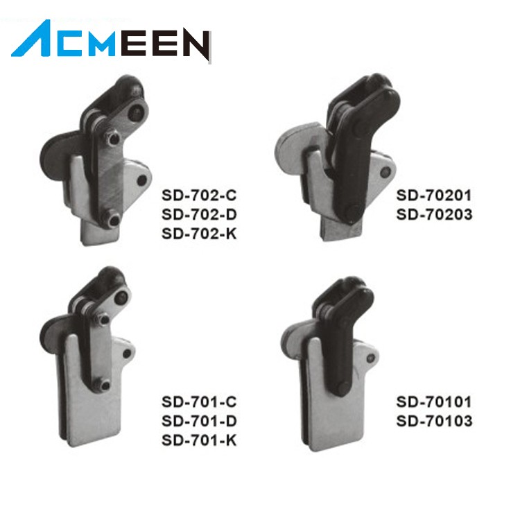 Factory price Heavy Duty Weldable Toggle Clamps with Stainless Steel material
