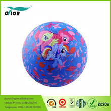 Kid toy rubber playground ball