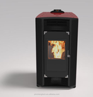 stainless steel material smokeless wood burning stove