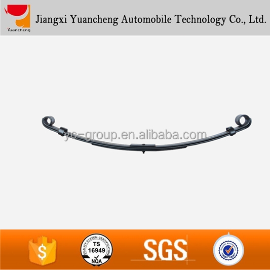 Japanese type truck leaf spring parts of suspension system
