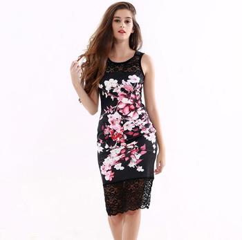 d688115e77a Zm52781a 2016 plus mode femmes robe modèle dames dot robe femmes fabricant  de vêtements ...