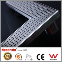 4 inch stainless steel kitchen floor drains cover