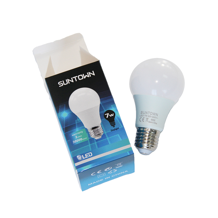 2 Years Warranty 90LM/W A60 E27 12W LED <strong>Bulb</strong>