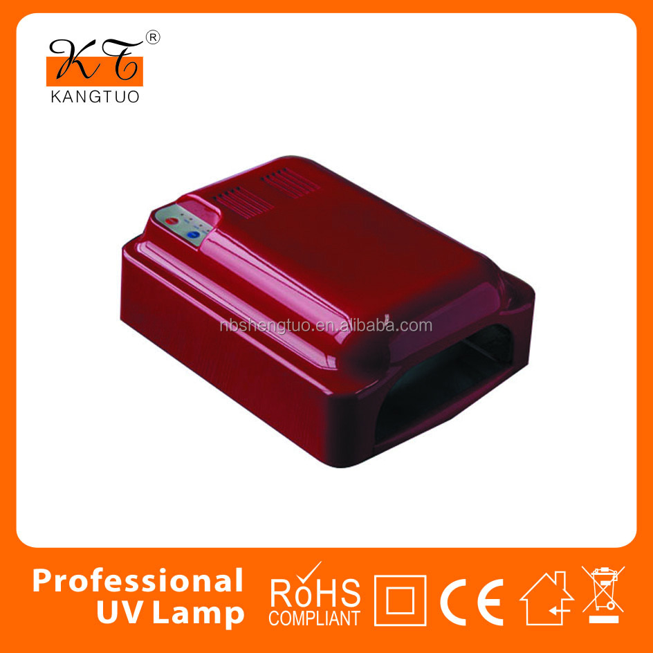 professional ultraviolet 36w uv lamp nails factory