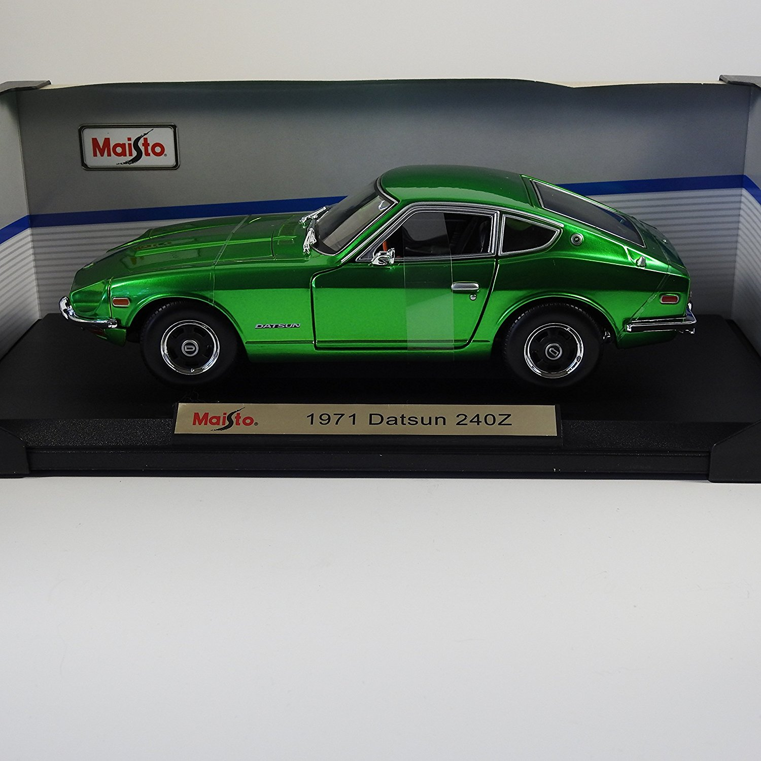 Cheap Parts For Datsun 240z Find Deals On 1972 Wiring Diagram Get Quotations Maisto Die Cast 118 Scale Yellow 1971