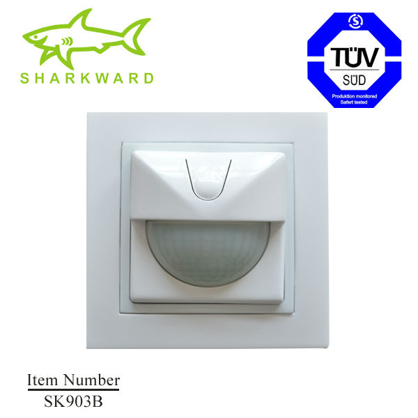 SK903B infrared sensor wall switch,rf light switch