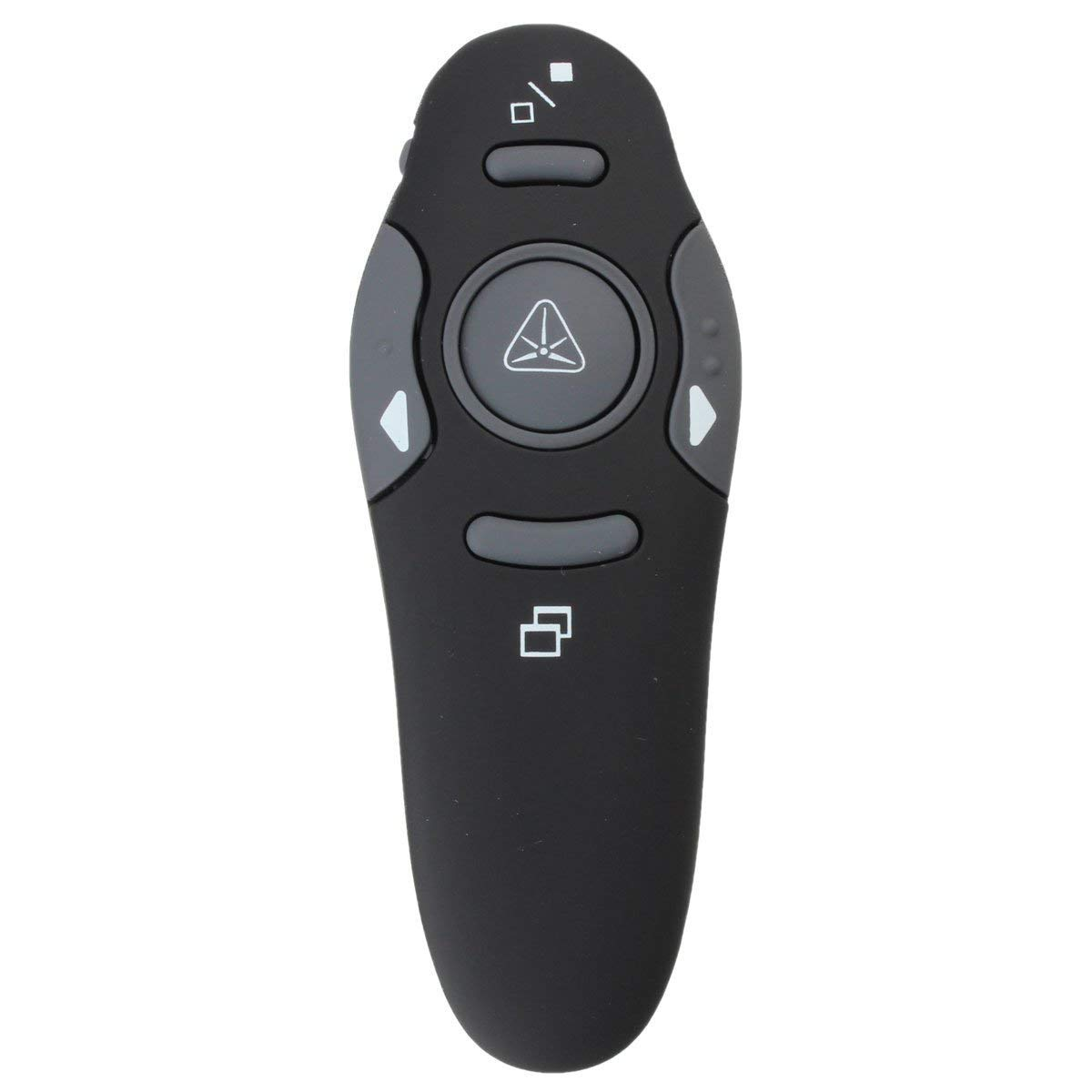 2.4GHz Wireless Remote Control Presenter Presentation USB Laser Pointer Pen Receiver - Mini Keyboard & Remote Mini Keyboard - 1 x 2.4GHz Wireless Presenter Pointer Pen