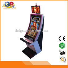 High Profit Slant Top Jackpot Coin Bingo Slot Arcade Game Cabinet Price Gambling Casino Machine