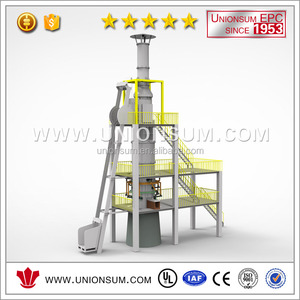 Copper Smelting Shaft Furnace
