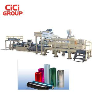 pet sheet extrusion film making machine,film making machine for safe glass