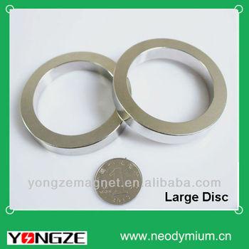 Neodymium Large Ndfeb Ring Magnet,Permanent Ring Magnet