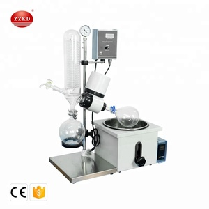2L Mini Vacuum Molecular Distillation Equipment
