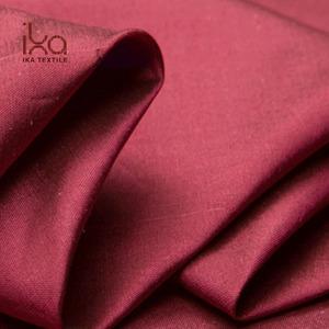 Luxury Curtain and Cushion Cover Material Wholesale Yarn Dye 16mm Silk  Devore Dupion Fabric 30b5c06c7