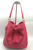 Nila Wang fantastic rosa hobo bag