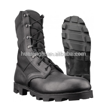 3131dd6622f5 hot selling manufacturer price Wellco black tan jungle boots with Panama  sole
