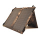 7W Folding Foldable Portable Solar Power Panel Solar Cell Phone Charger Mobile Charger Kit For Camping Mobile Devices