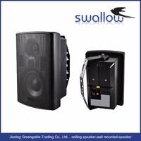 Low price new design wall mount bracket digital pro audio speakers