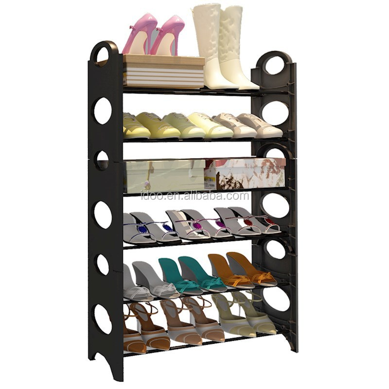 Storage Holders Home Organizers 6 Tier 18 Pair Shoe Storage Rack Buy Shoe Rack Cabinet Shoe Organizer Cheap Shoe Rack Product On Alibaba Com