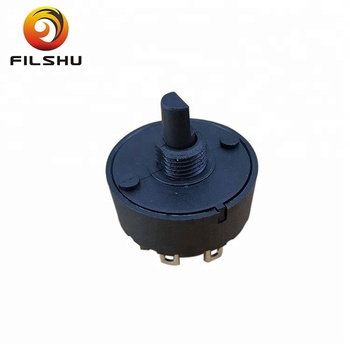 Rotary Selector Switch For Ceiling Fan,4 Position 5 Position 6 Position  Rotary Switch,Ceiling Fan Switch Selector - Buy Rotary Switch 4