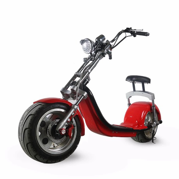 Double seat mobility scooter leisure electric scooter with CE approval