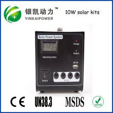 OUTDOOR wholesale off grid solar system solar kit for camping use silicon cell homes solar power system