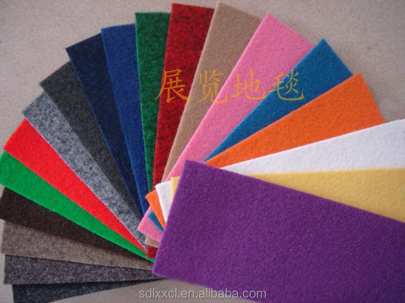 Vlies nadelflor teppichAusstellung Teppichhochzeit roten