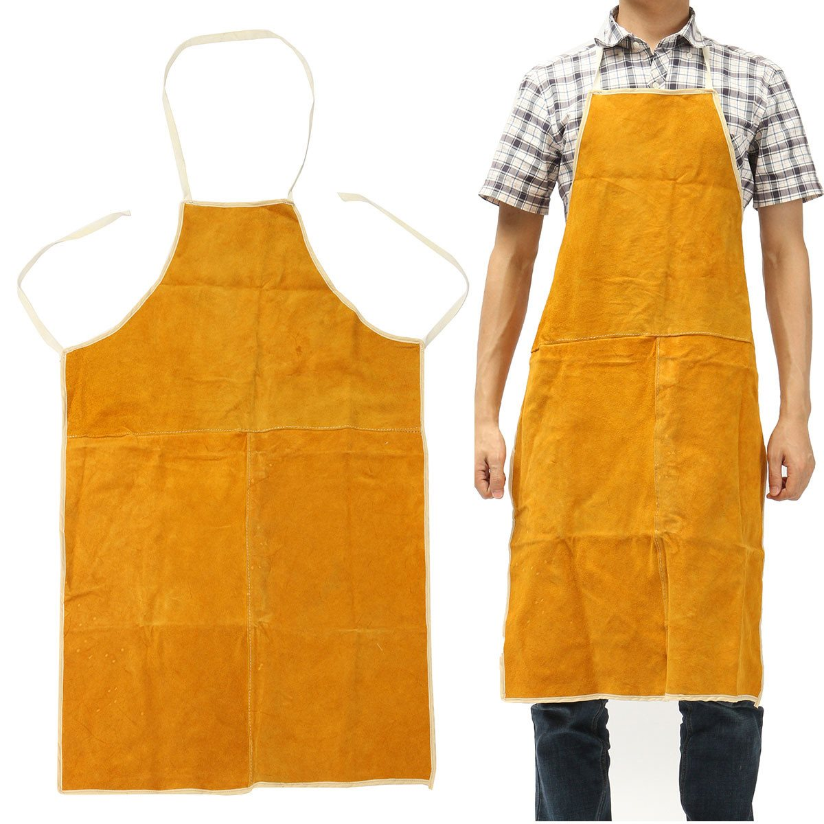 Cheap Fire Retardant Clothing >> Popular Leather Work Apron-Buy Cheap Leather Work Apron ...