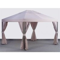Buy 10 X 12 Square Post Single Tiered Gazebo Replacement ...