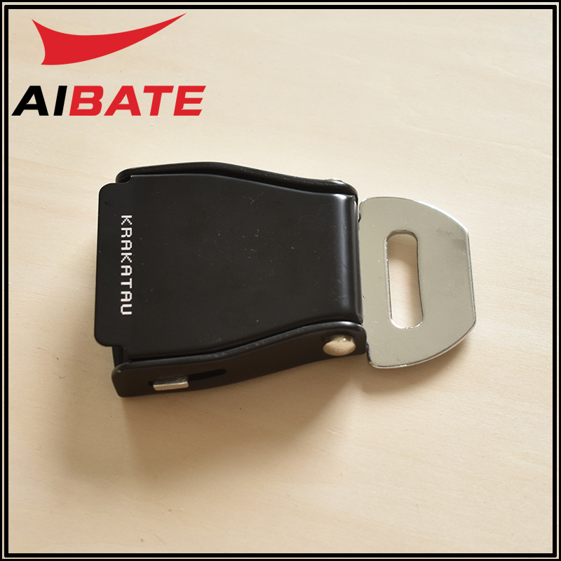 competitive price fashion seatbelt aircraft buckle