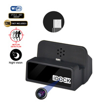 CE Approve 960p wifi charger <strong>spy</strong> camera for mobile phone Home security Surveillance cameras Motion Detection <strong>Spy</strong> Hidden