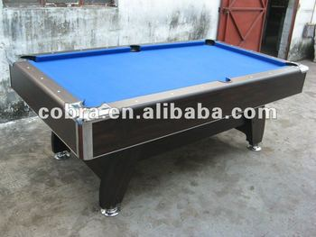 Olhausen Foot Billiard Table Pool TablePlastic Chrome Corner - Chrome pool table
