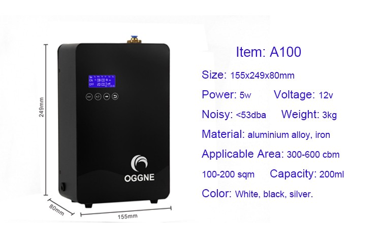 Wholesale Aromatherapy 200ml Essential Oil Diffuser Machine for shop