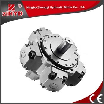 Plastic Injection Molding Machinery Staffa Piston Motor