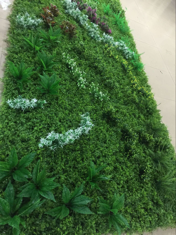 Schön Pflanzen Wand Das Beste Von Künstliche Gefälschte Garten Künstliche Moos Wand, Kunstrasen