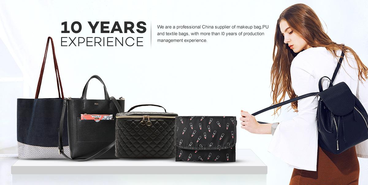 1ec5ecd0f6eb Dongguan Changping Prolongwin Handbag Factory - Makeup Bag