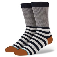 Bulk Wholesale China Socks Manufacturer Top Quality Custom Design Bamboo Fiber Yarn Knit Stripes Man Cozy Socks