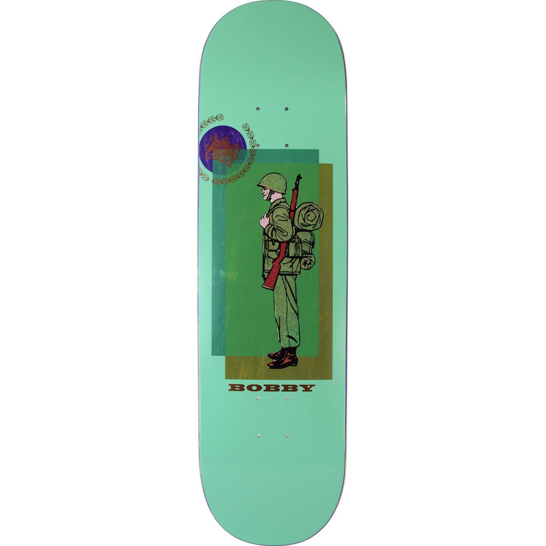 "Habitat Skateboards Bobby De Keyzer Human Nature Skateboard Deck - 8.5"" x 32.125"""