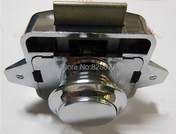 Wholesale Chrome Plated Push Button Cabinet Latch For Rv