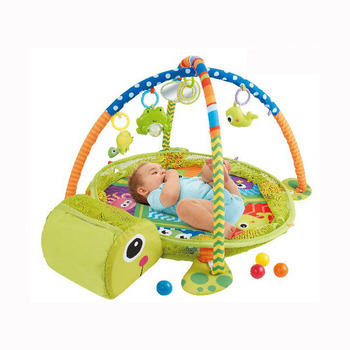 Amazon Top Seller 2018 Eco-friendly 3 In 1 Turtle Round Baby Crawl Care  Play Mat - Buy Baby Care Play Mat,Baby Non-toxic Play Mat,Eco-friendly Baby