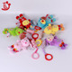 custom baby soft toy baby musical hanging toys plush baby rattle