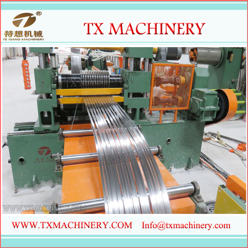 TX850 High Quality automatic steel coil Slitting line Manufacturer in china