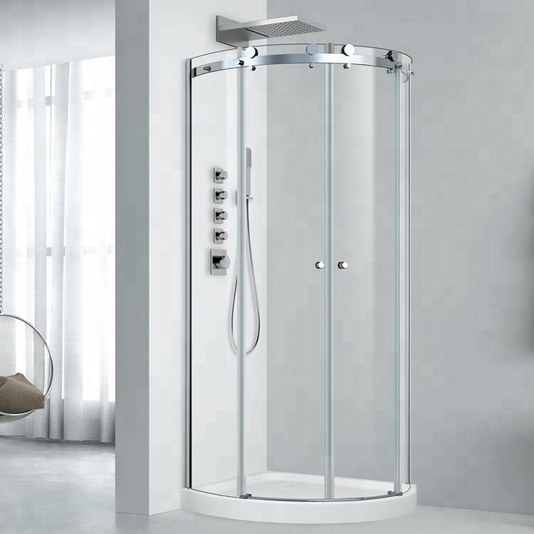 Bathroom Bathtub Frameless Glass Bath Shower Door Buy Bath