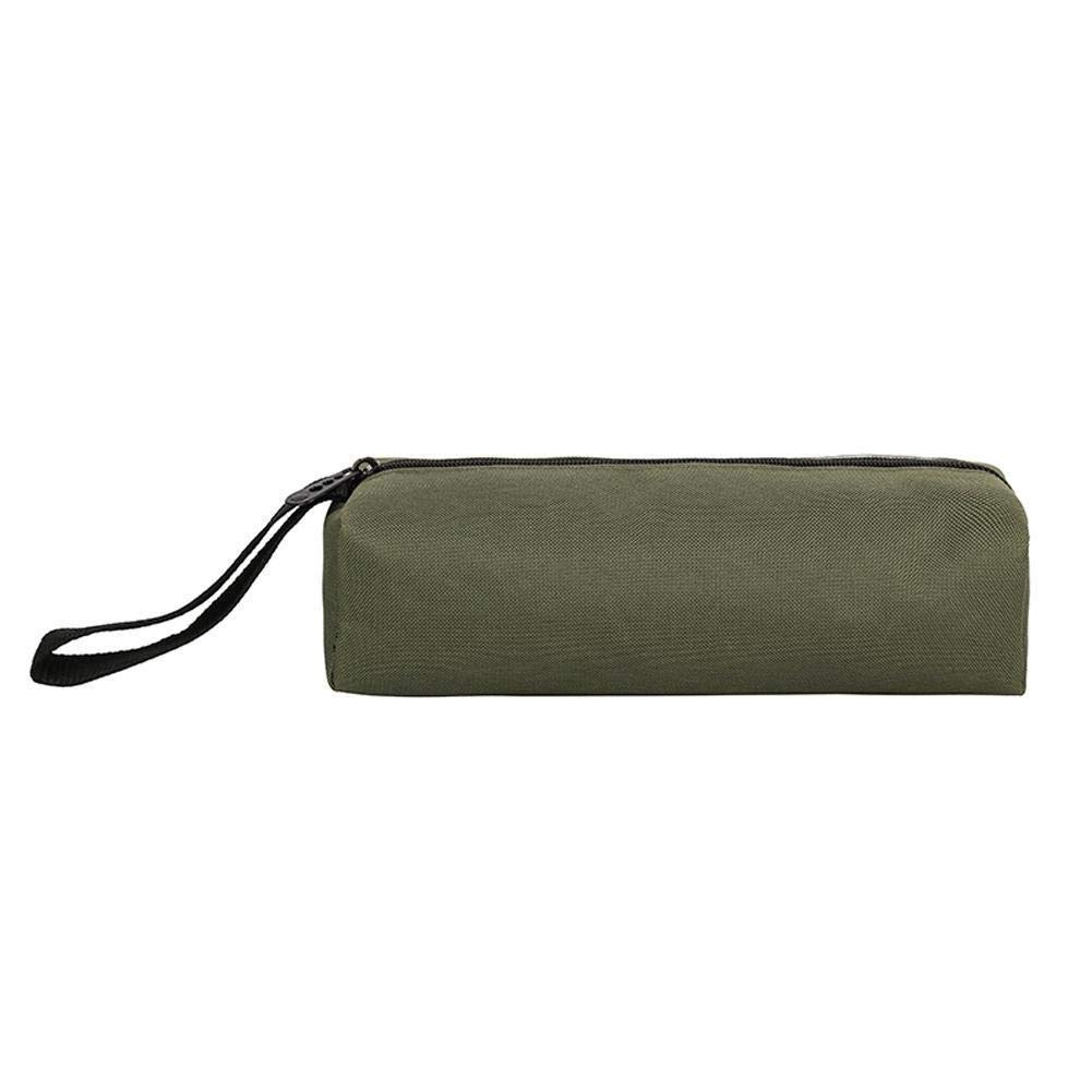 Tool Bags Oxford Cloth Waterproof Tool Bag Electrician Plumber Portable Screws Drill Bit Storage Pouch Hand Repair Tool Organizer Case Kit